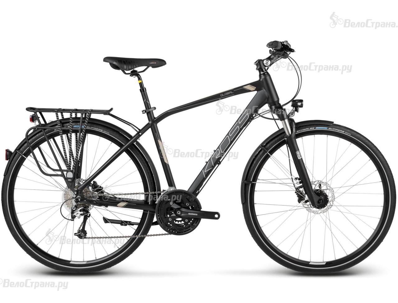 Велосипед Kross Trans Global (2017)