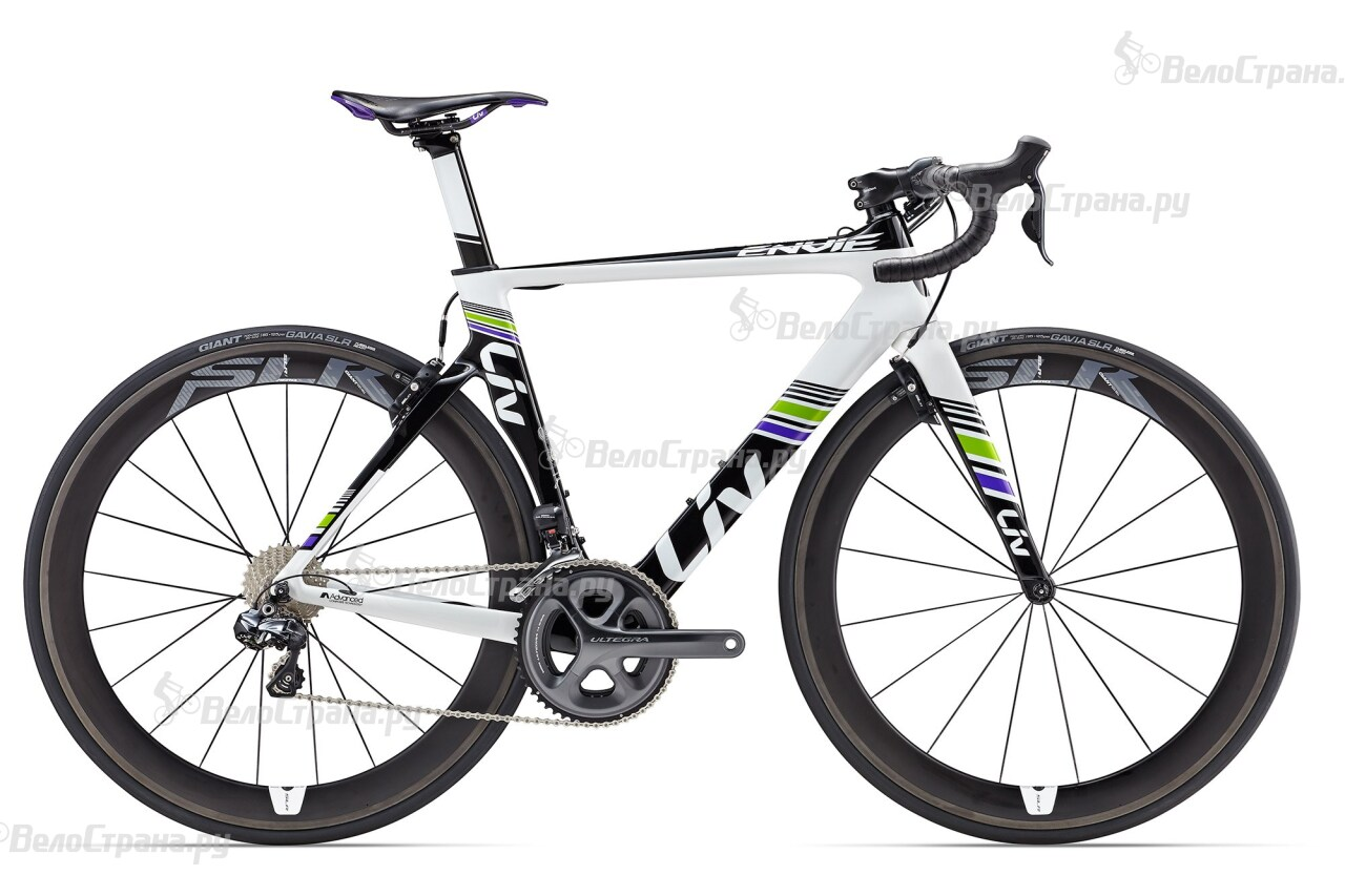 Велосипед Giant Envie Advanced Pro 1 (2017)