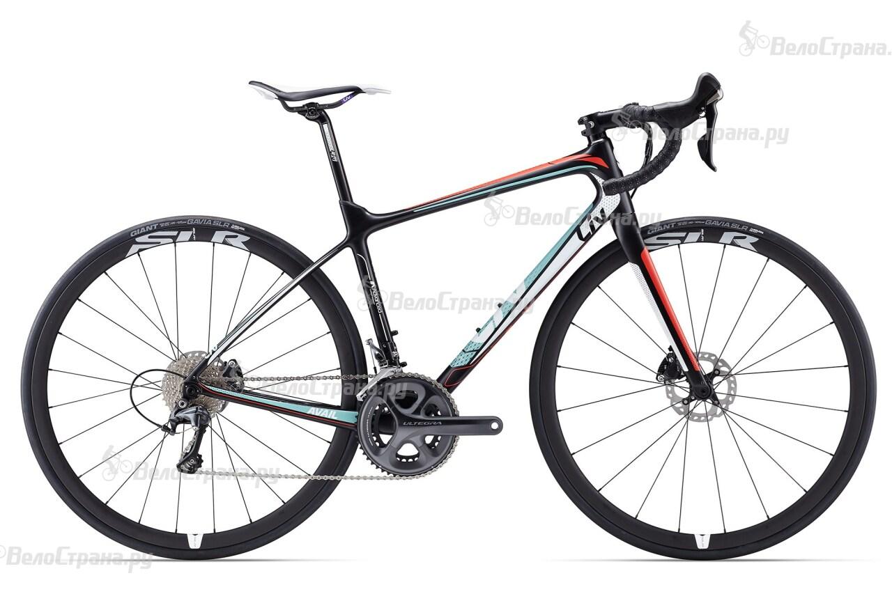 Велосипед Giant Avail Advanced Pro 1 (2017)
