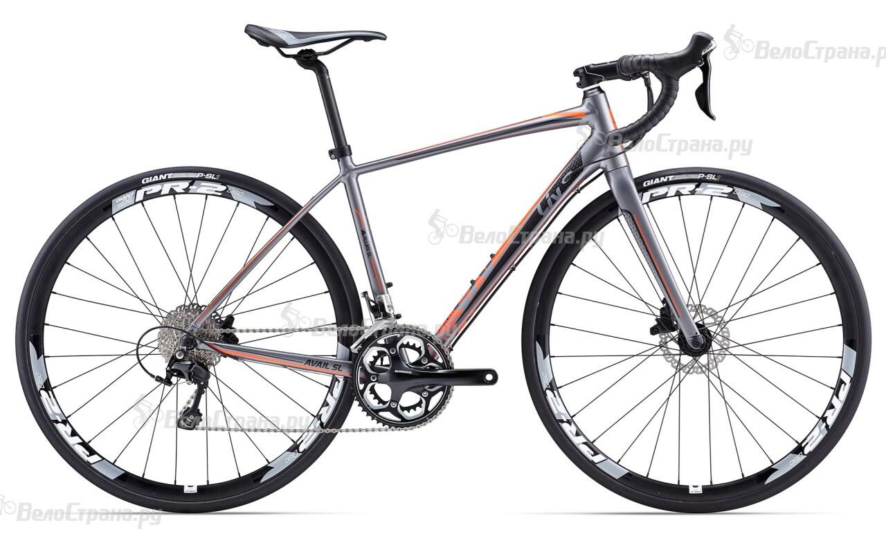 где купить Велосипед Giant Avail SL 1 Disc (2017) по лучшей цене
