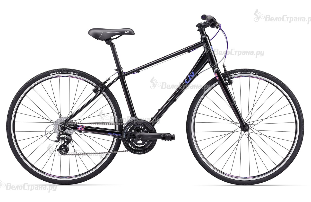 Велосипед Giant Alight 2 (2017) велосипед giant alight 24 2017