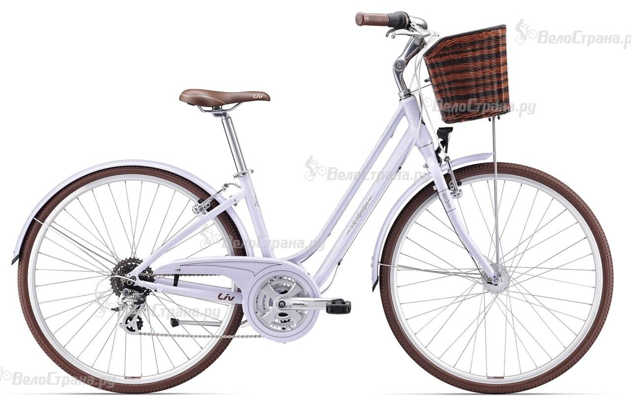 Велосипед Giant Flourish 2 (2017)