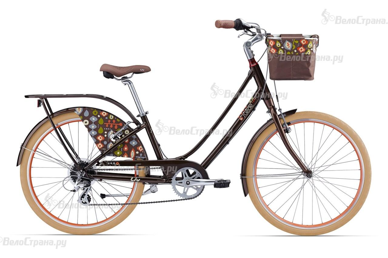 Велосипед Giant Suede 1 (2017)