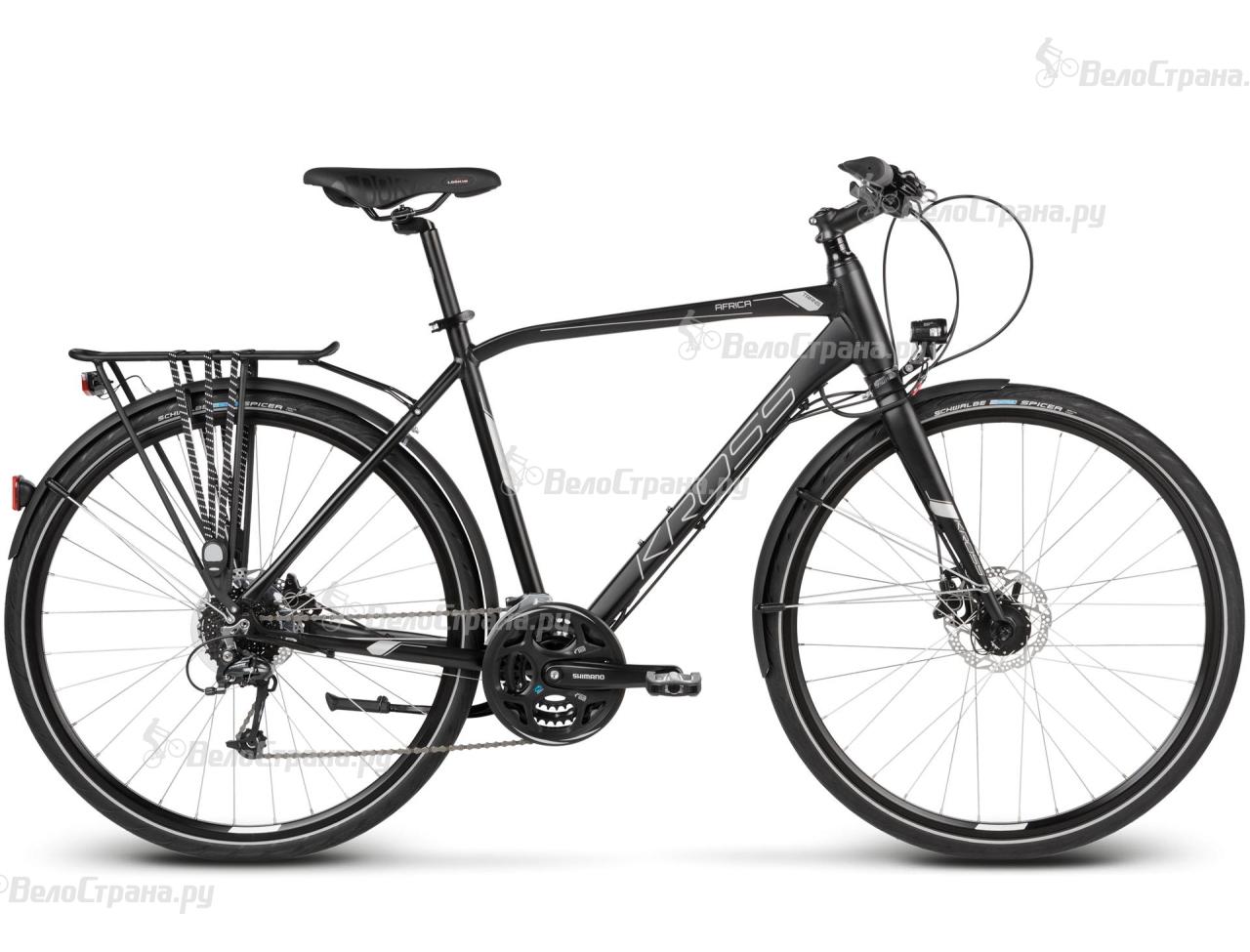 Велосипед Kross Trans Africa (2017)