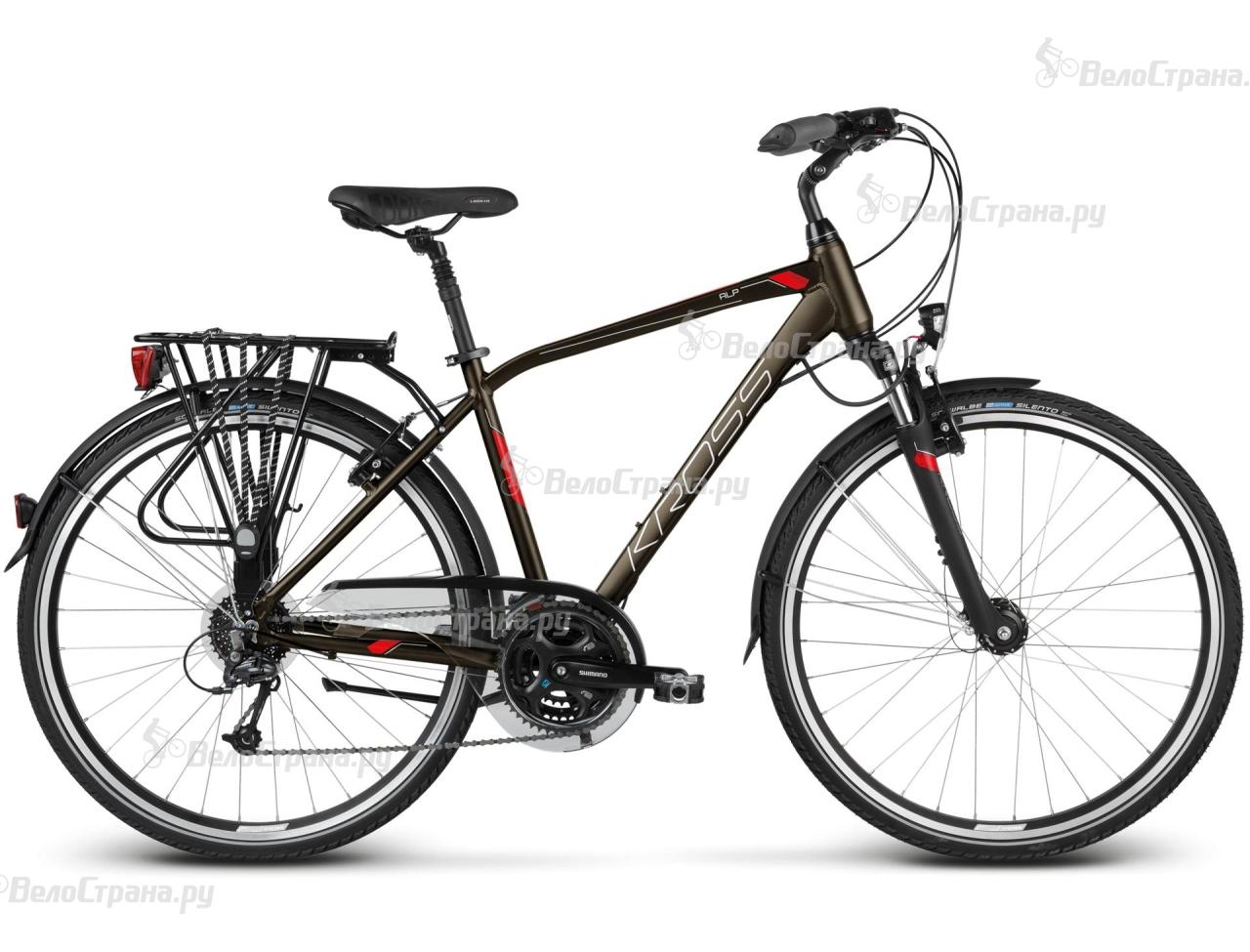 Велосипед Kross Trans Alp (2017)