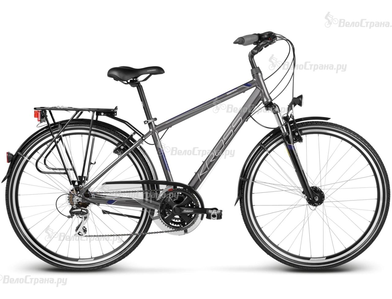 Велосипед Kross Trans Siberian (2017)