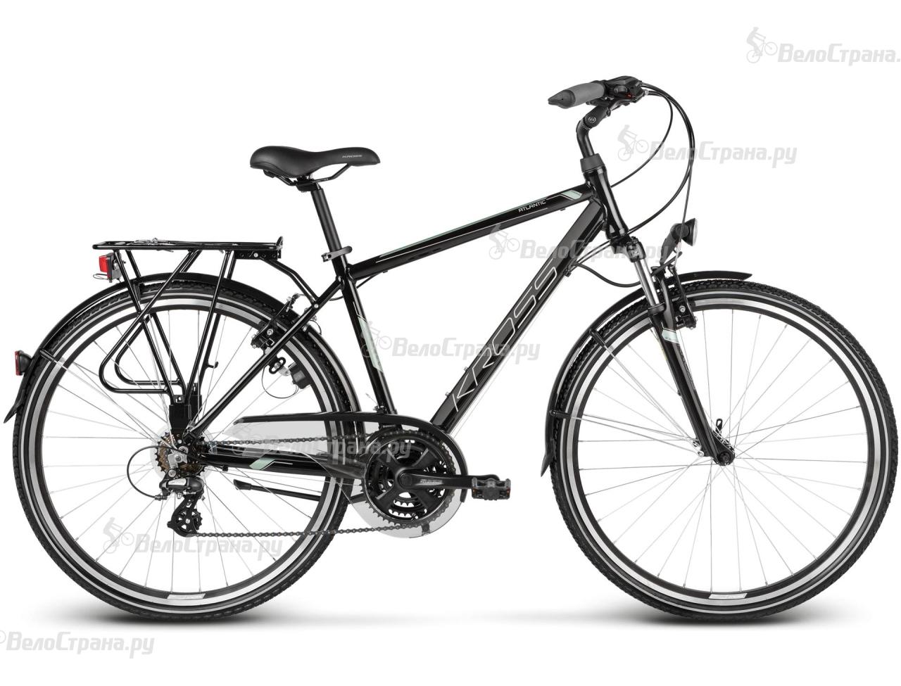 Велосипед Kross Trans Atlantic (2017)