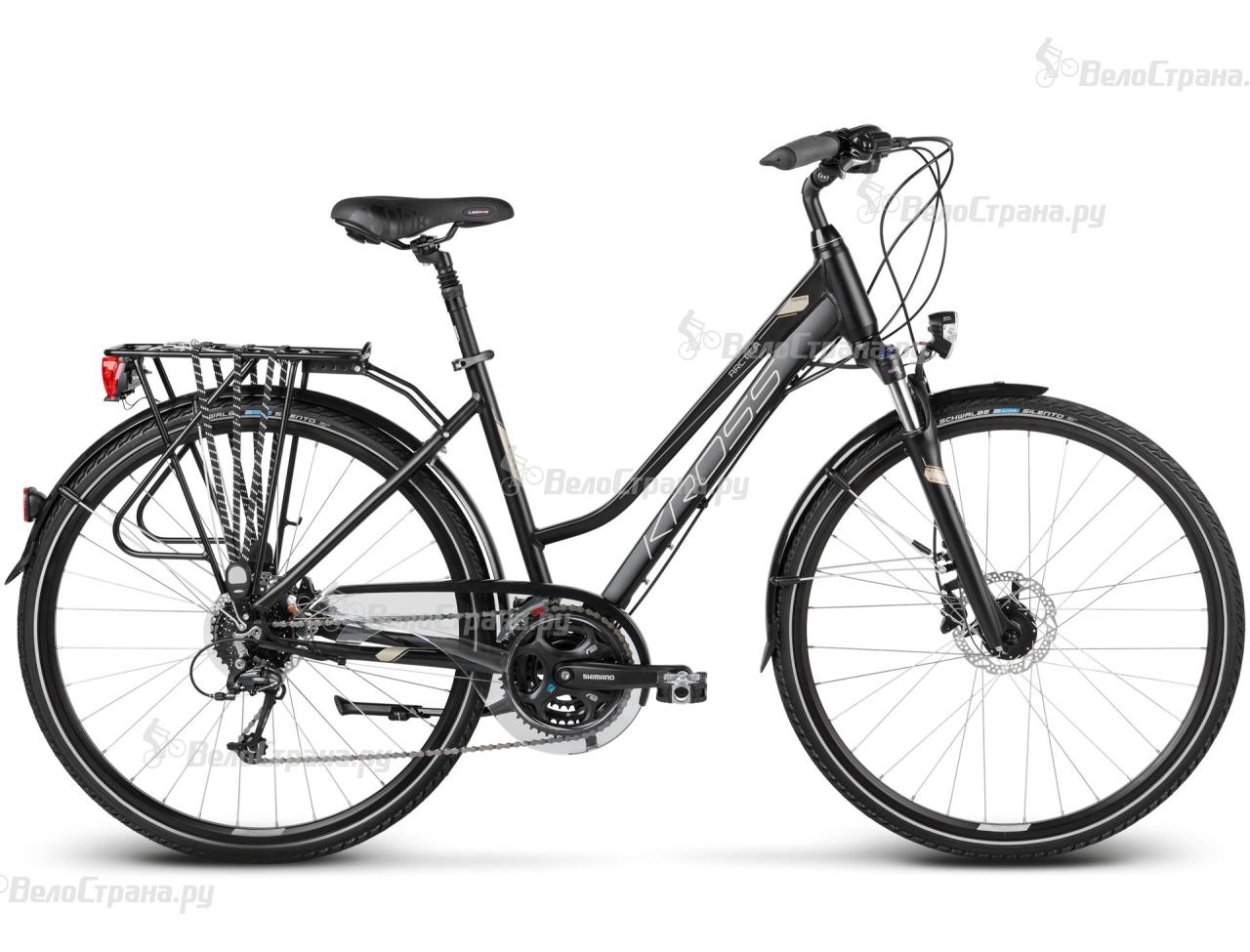 Велосипед Kross Trans Arctica Lady (2017)