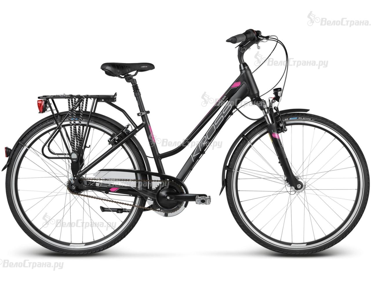 Велосипед Kross Trans Sander Lady (2017) велосипед kross trans sander 2015