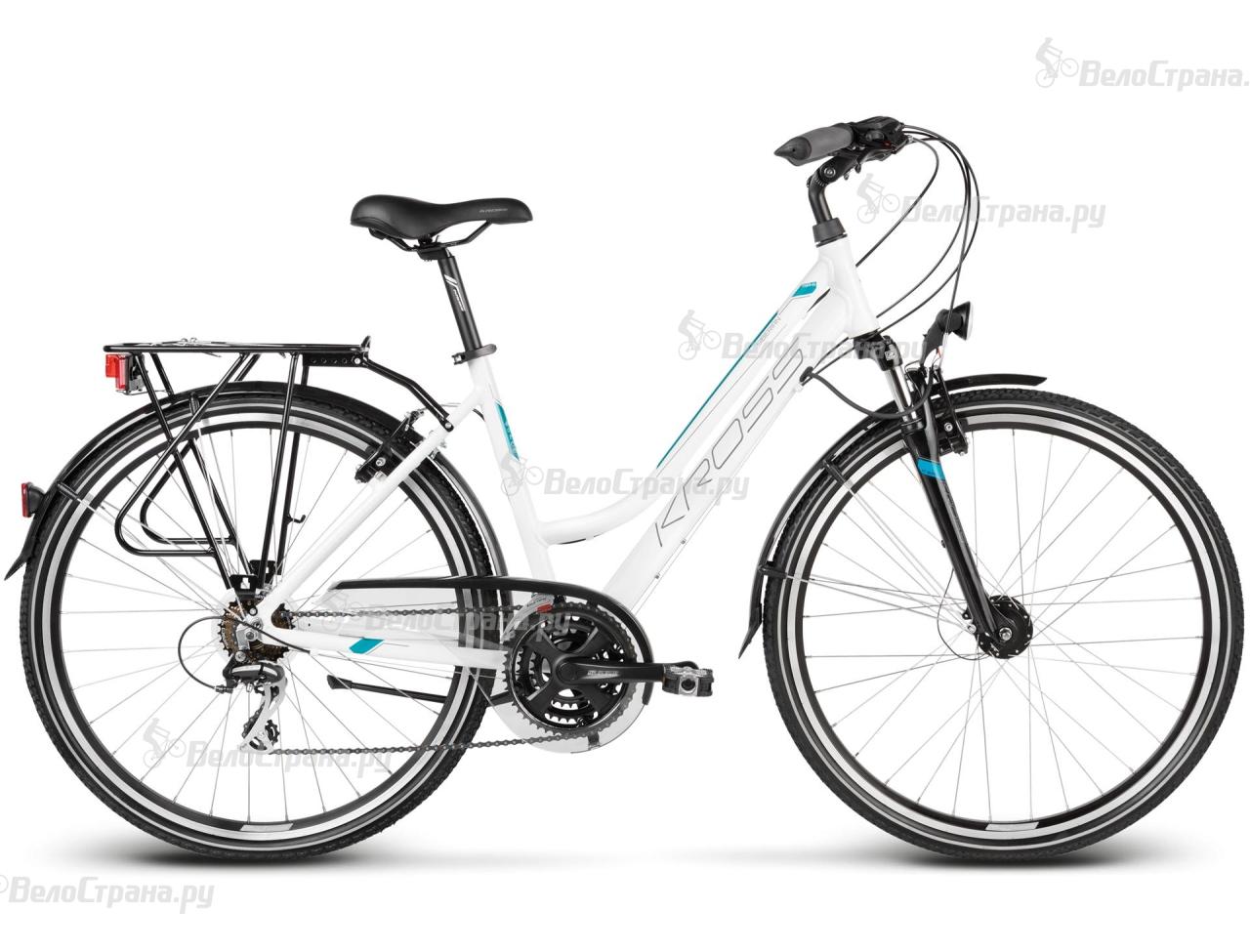 Велосипед Kross Trans Siberian Lady (2017)