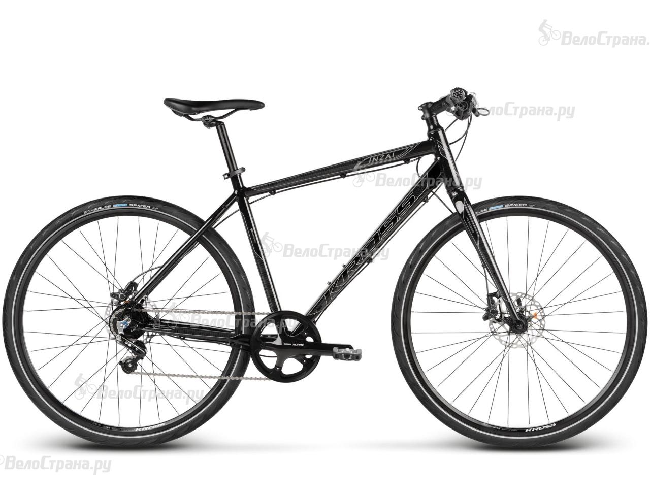 Велосипед Kross Inzai (2017) носки kross krt tall размер xl черный t4cod000283xlbk