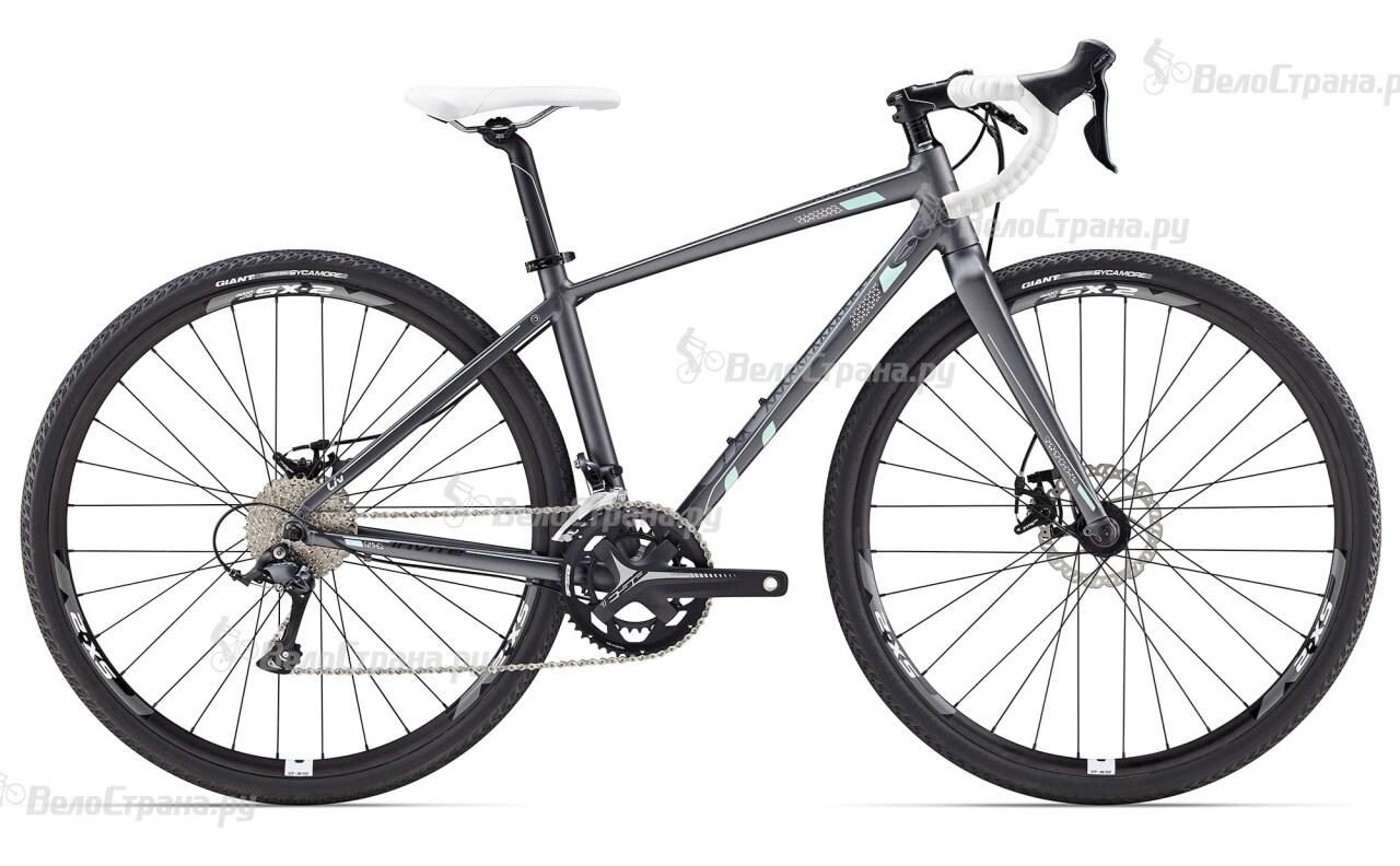 Велосипед Giant Invite 1 (2017)