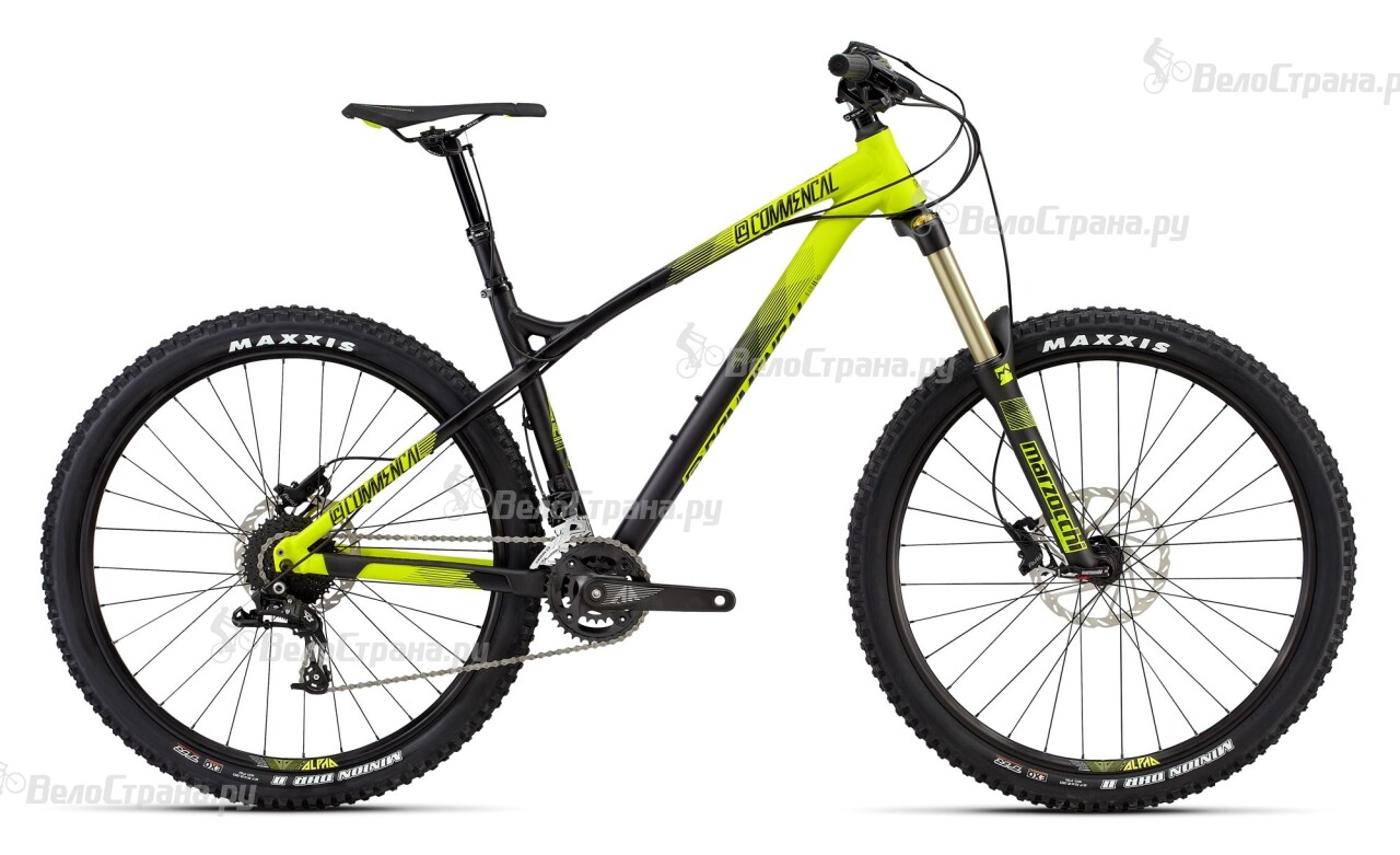 Велосипед Commencal Meta HT AM Essential Marzocchi 650B (2016)