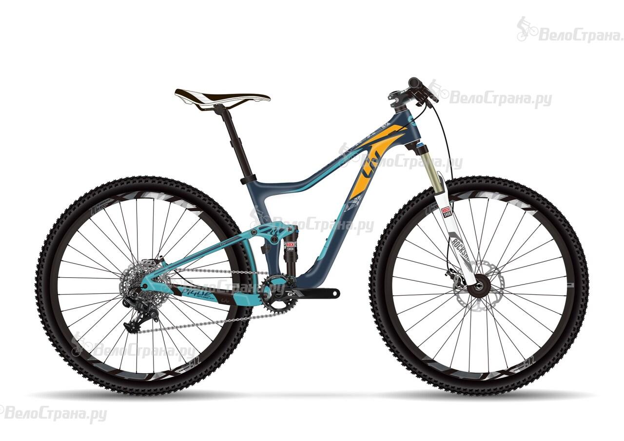 Велосипед Giant Pique Advanced SX (2017)