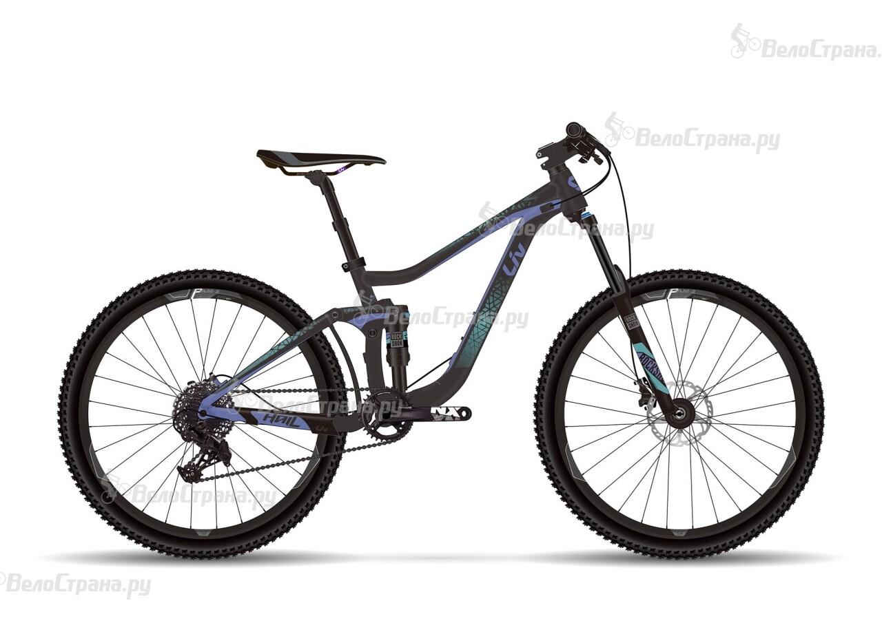 Велосипед Giant Hail 2 (2017)