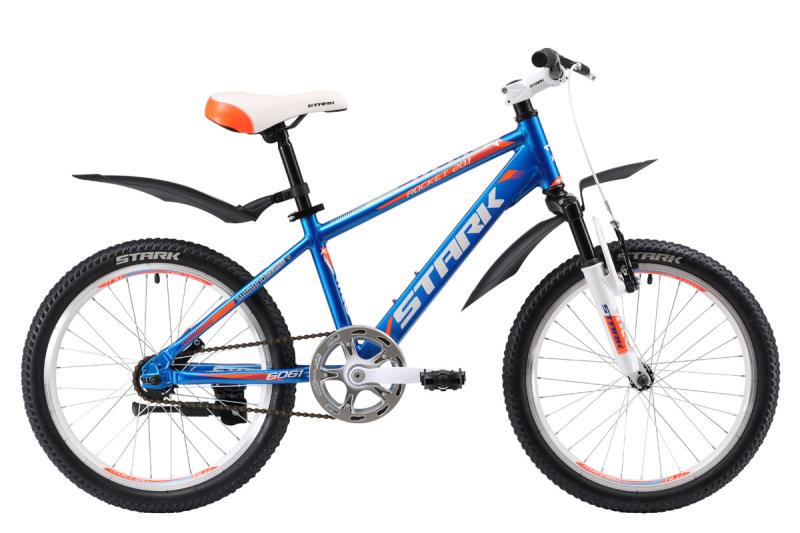Купить Детский велосипед Stark Rocket 20.1 S (2017)