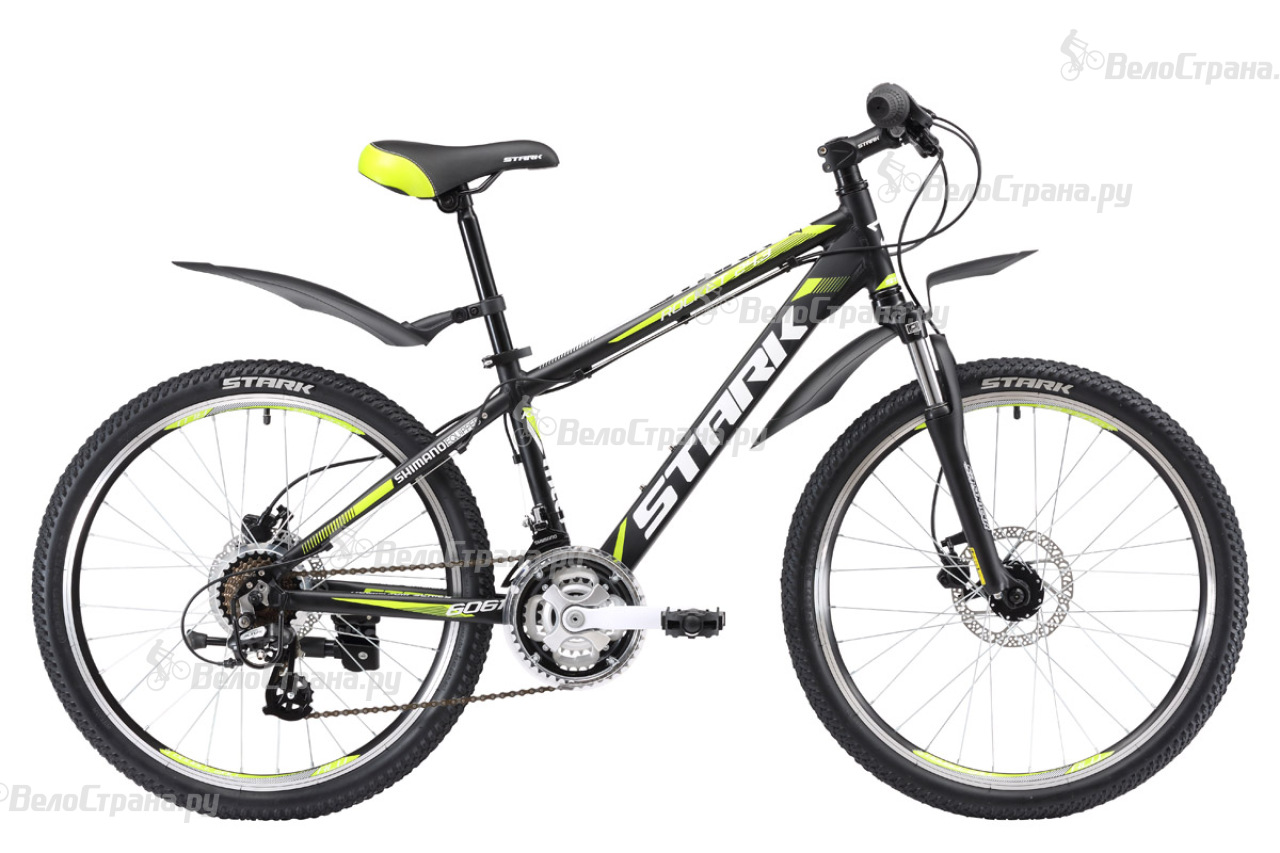 Велосипед Stark Rocket 24.3 HD (2017) stark велосипед stark rocket 24 3 hd 2017 черно зеленый one size