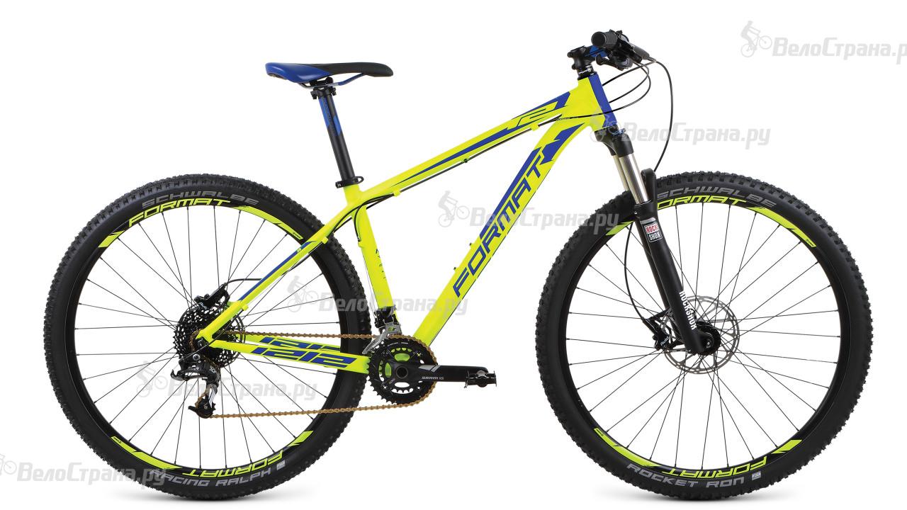 Велосипед Format 1212 29 (2017) велосипед format 1212 2014
