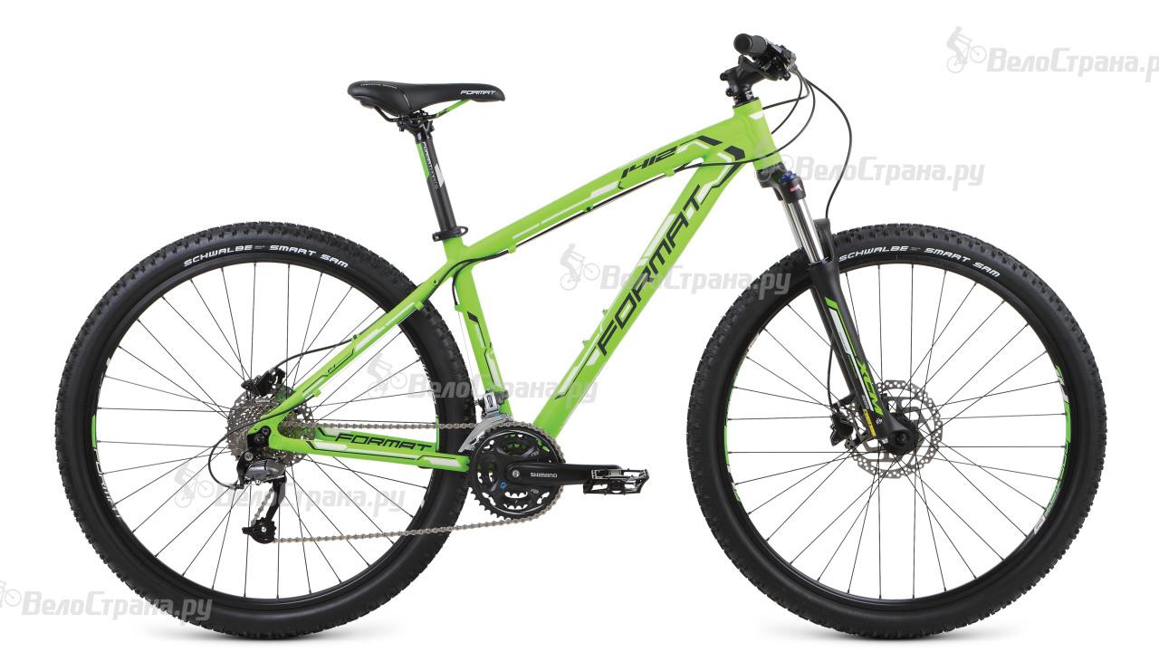 Велосипед Format 1412 29 (2017) велосипед format 1412 26 2016
