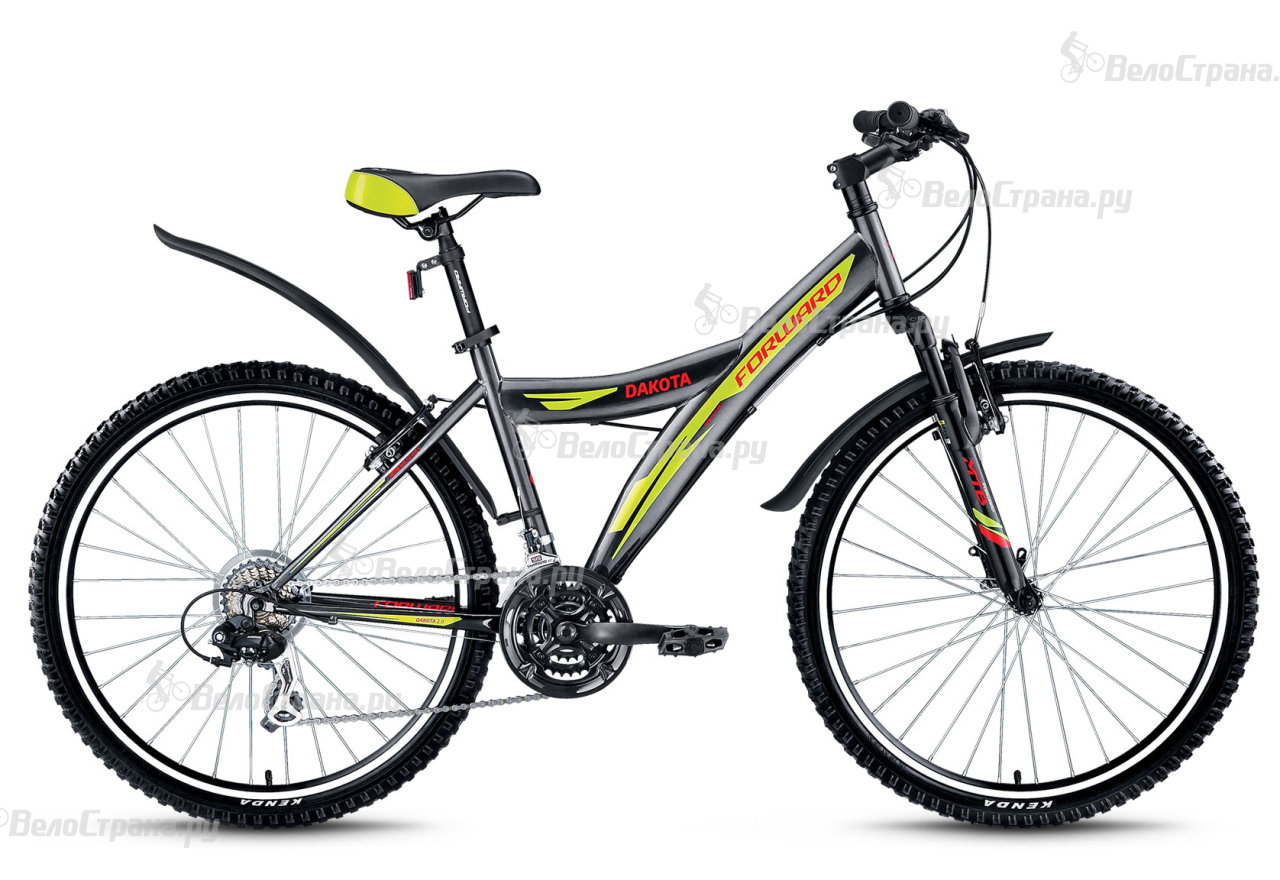 Велосипед Forward Dakota 26 2.0 (2016) велосипед forward terra 1 0 2016 18 navy white