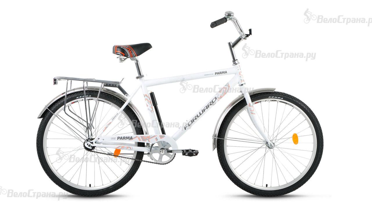 Велосипед Forward Parma 1.0 (2016) forward parma 2 0 2017
