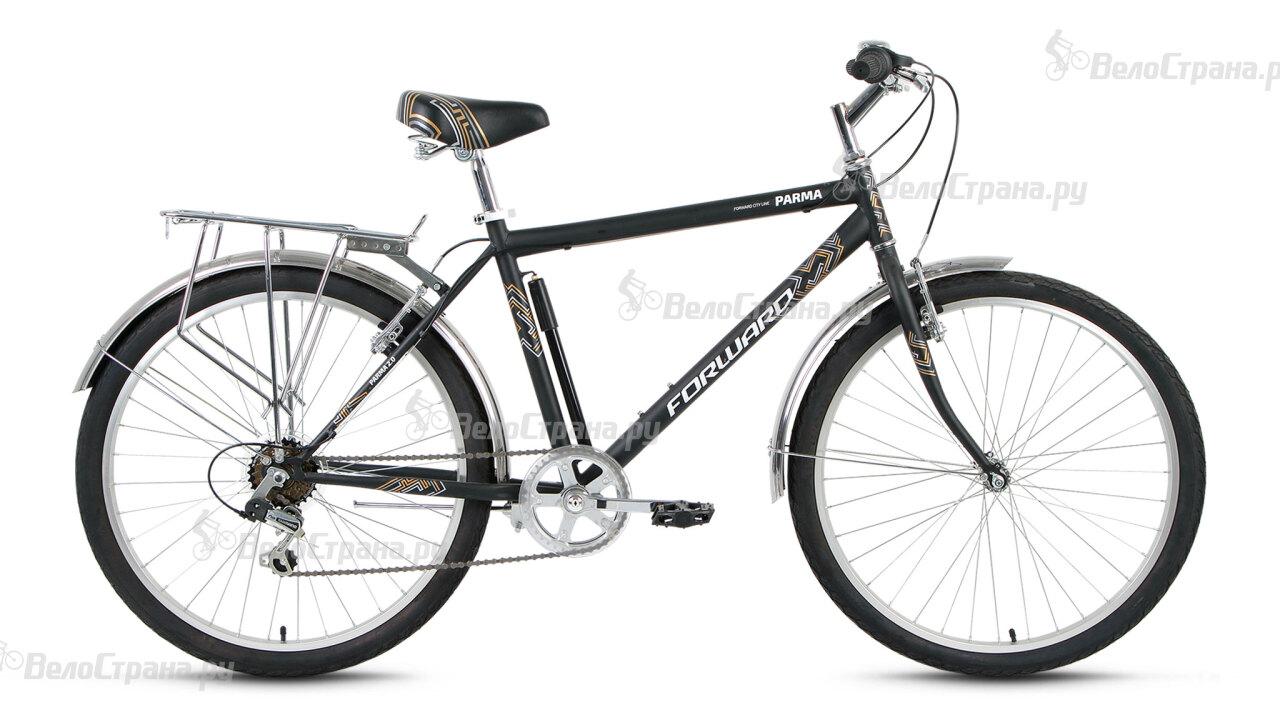 Велосипед Forward Parma 2.0 (2016) шкатулки trousselier музыкальная шкатулка 1 отделение fairy parma