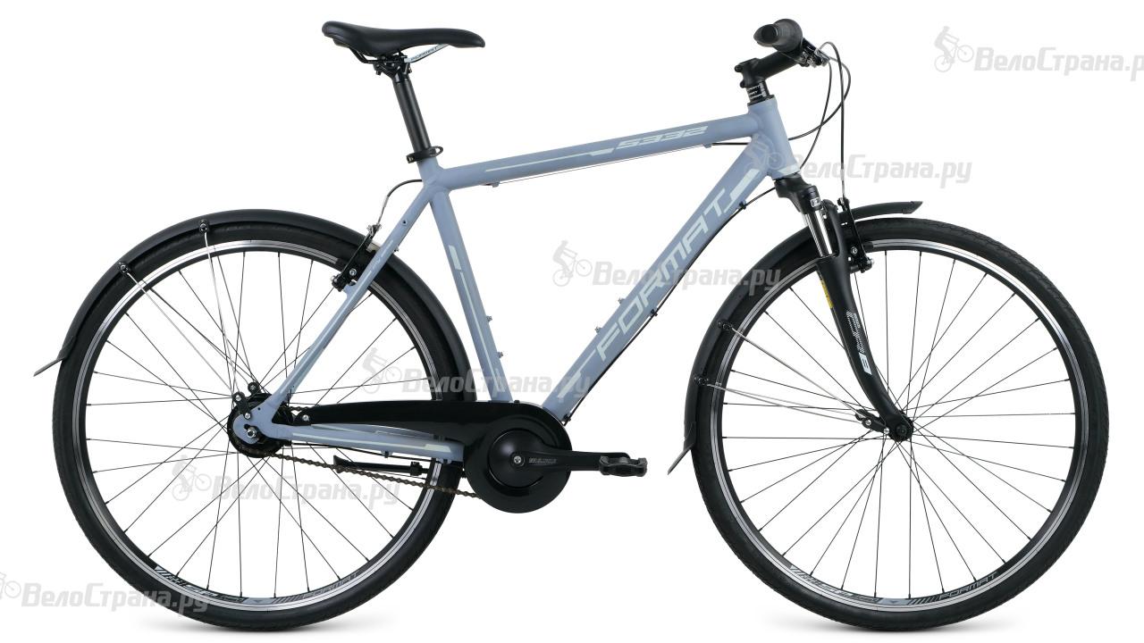 Велосипед Format 5332 (2017) велосипед format 5332 2015