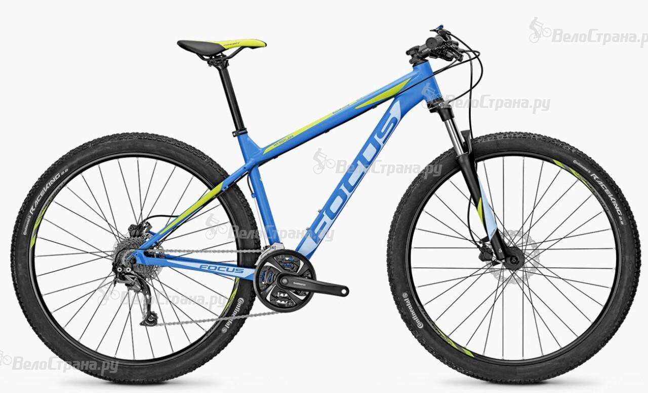 Велосипед Focus WHISTLER EVO 29 (2016) цена 2017