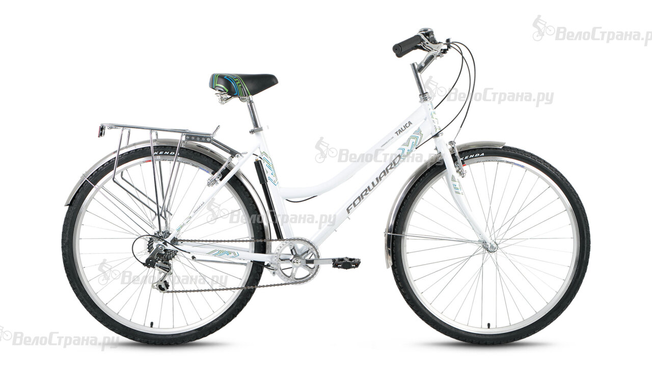 Велосипед Forward Talica 2.0 (2016) велосипед forward grace 1 0 17 2016 white