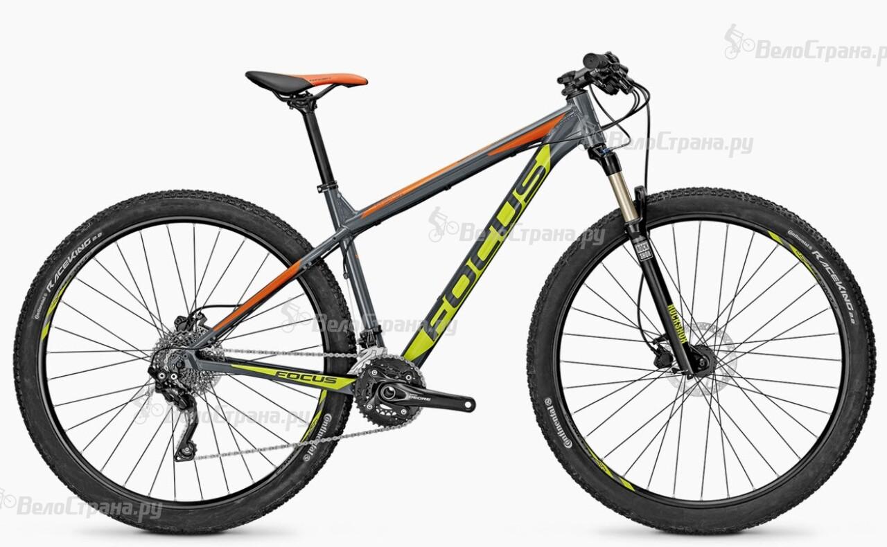 Велосипед Focus WHISTLER PRO 29 (2016) whistler pro 79ru