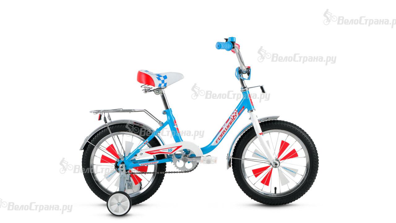 Велосипед Forward Racing 16 girl (2016)