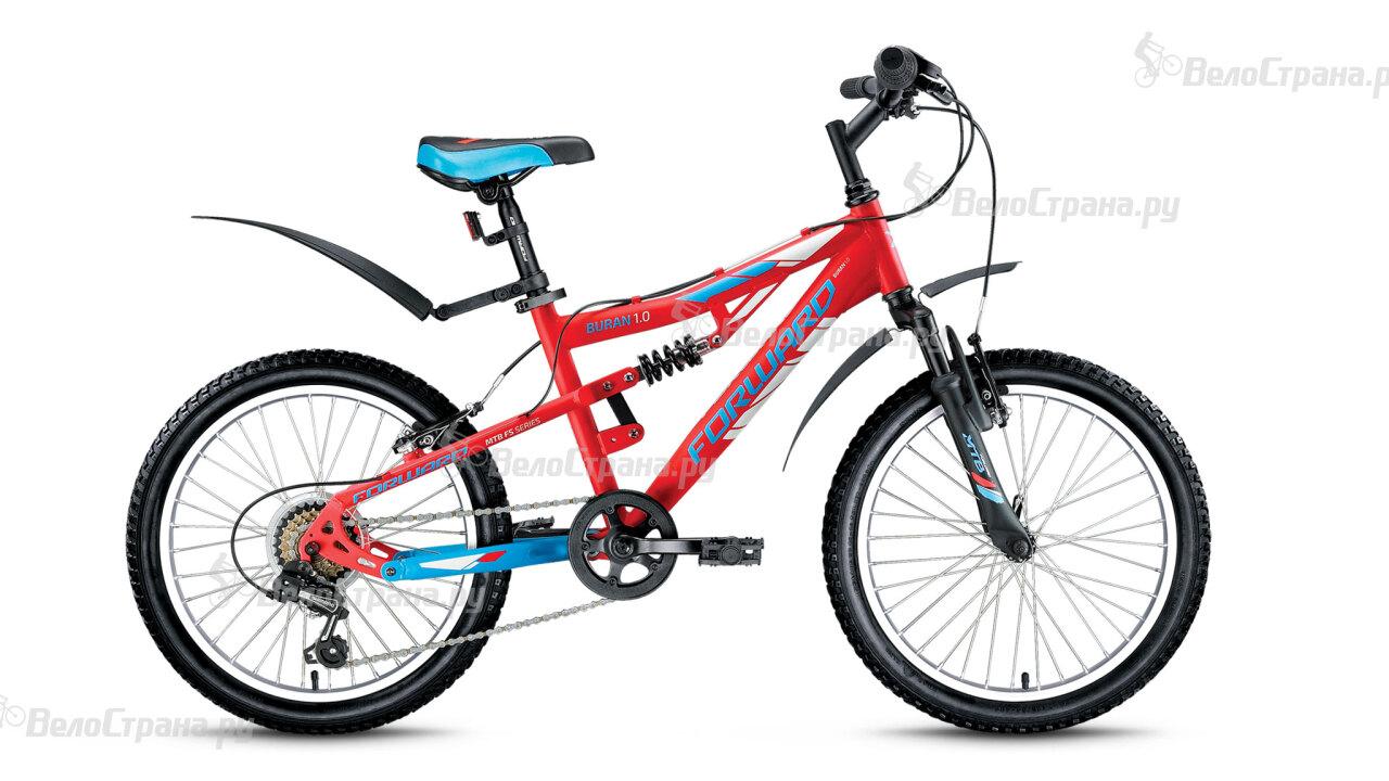 Велосипед Forward Buran 1.0 (2016) buran часы buran b35 901 9 101 0 коллекция ladies