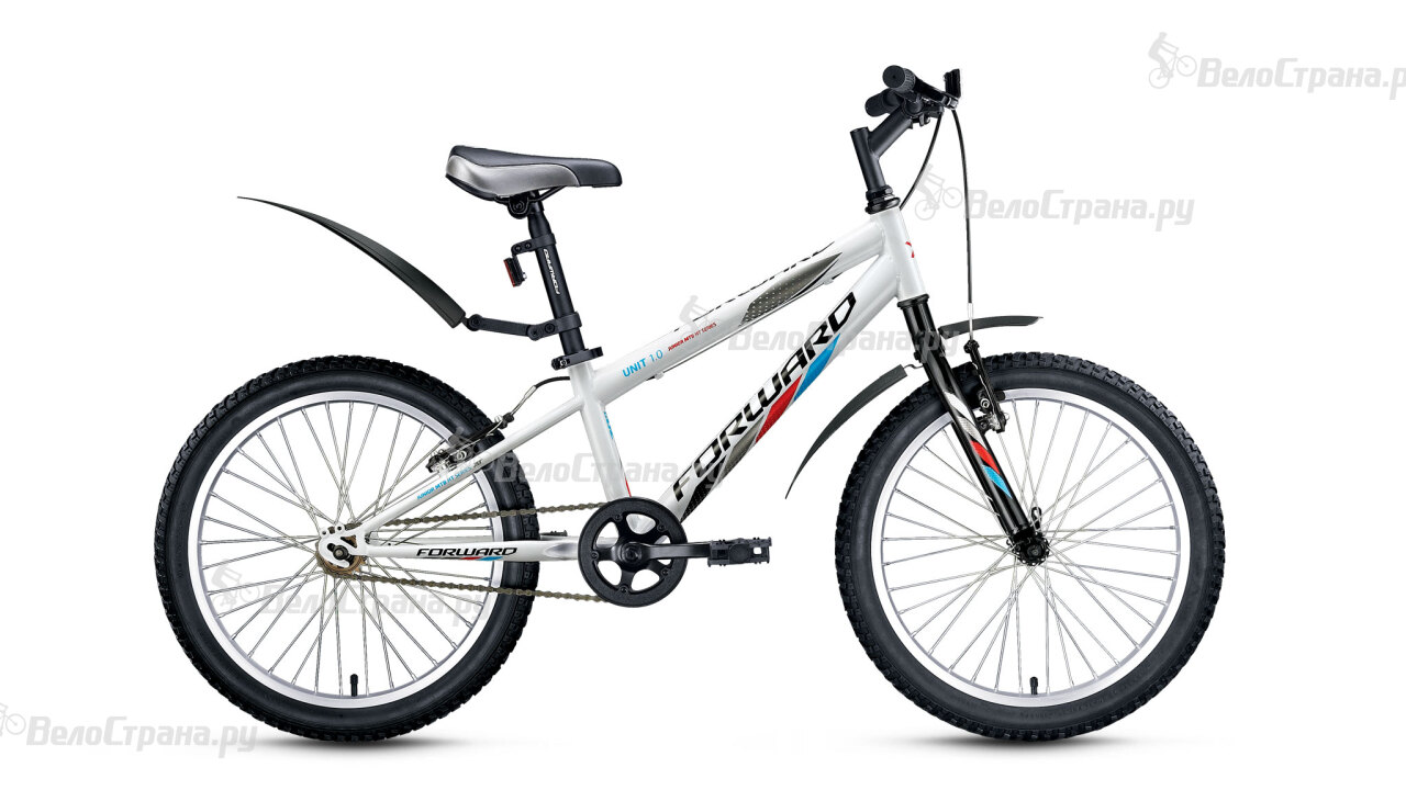 Велосипед Forward Unit 1.0 (2016)