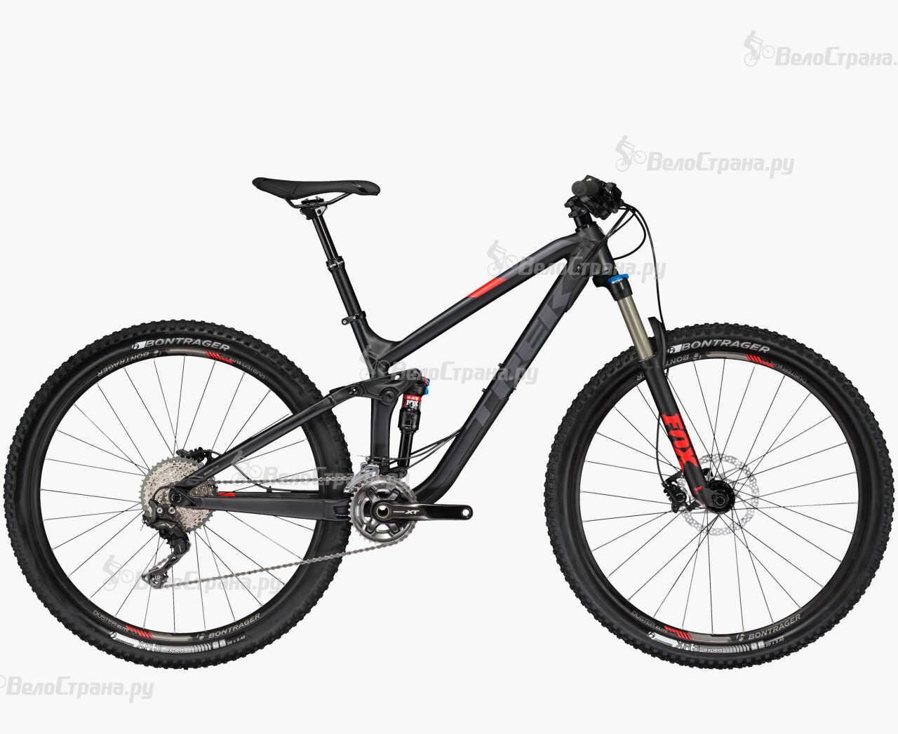 Велосипед Trek Fuel EX 8 29 (2017) велосипед trek fuel ex 9 29 2017