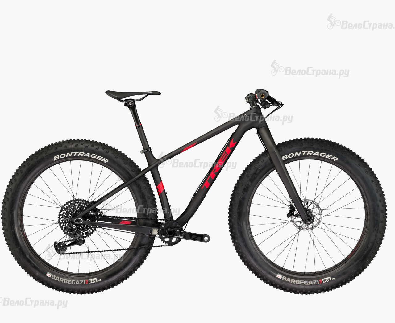 Велосипед Trek Farley 9.9 (2017)