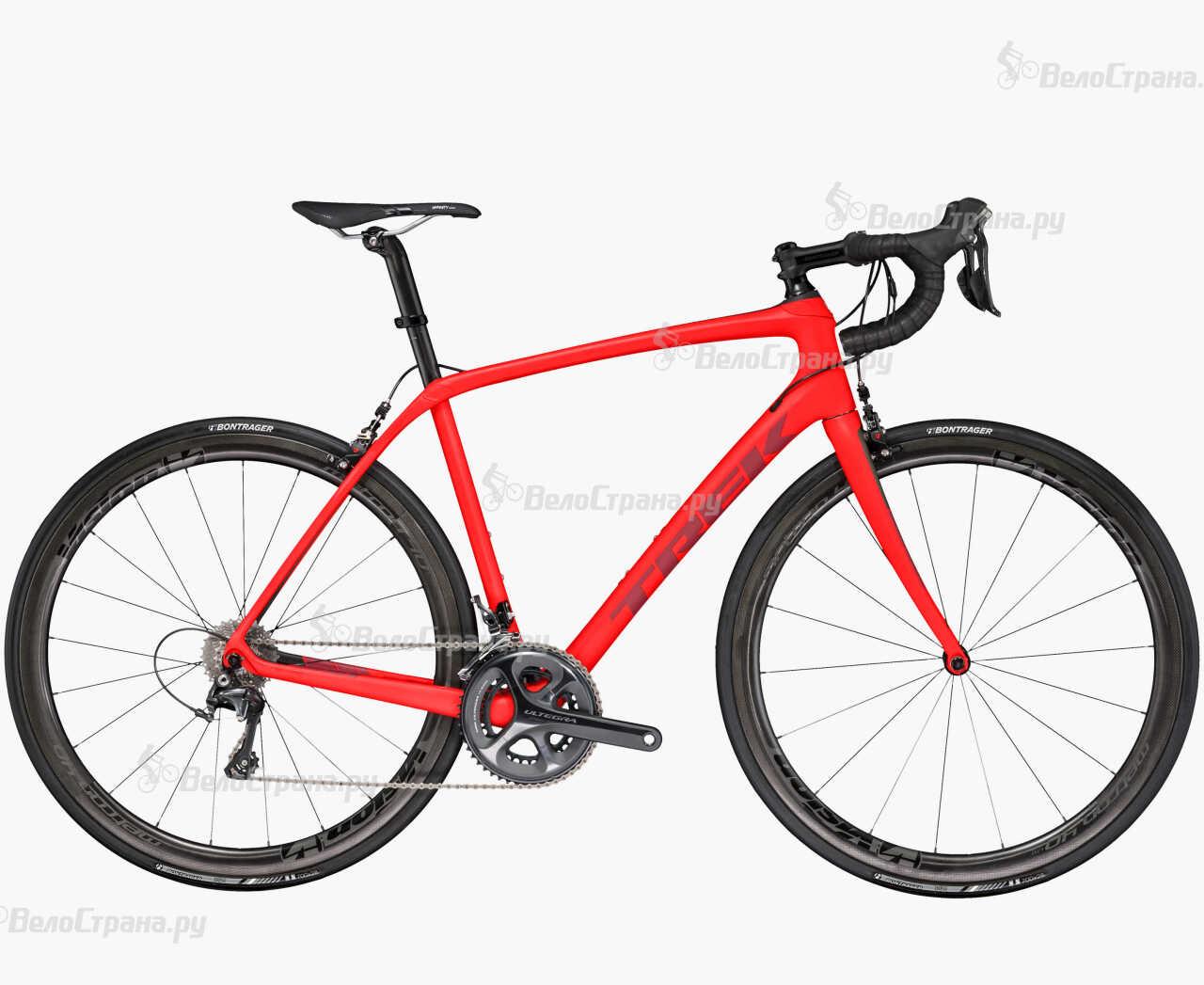 Велосипед Trek Domane SL 6 Pro (2017) велосипед trek domane 6 2 disc 2016