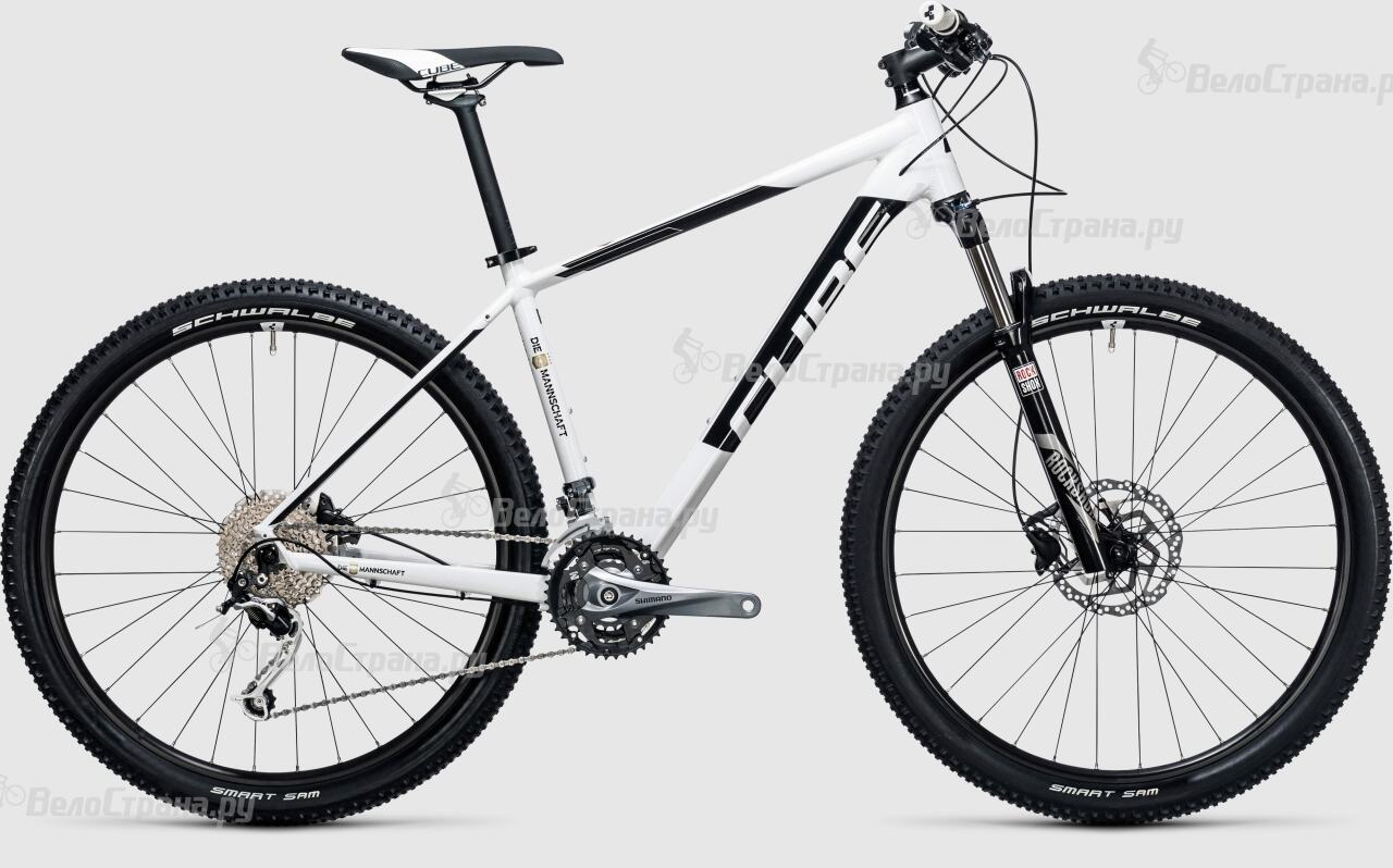 Велосипед Cube Analog Die Mannschaft DFB Edition 360 (2017) велосипед cube kid 240 die mannschaft dfb edition 2017