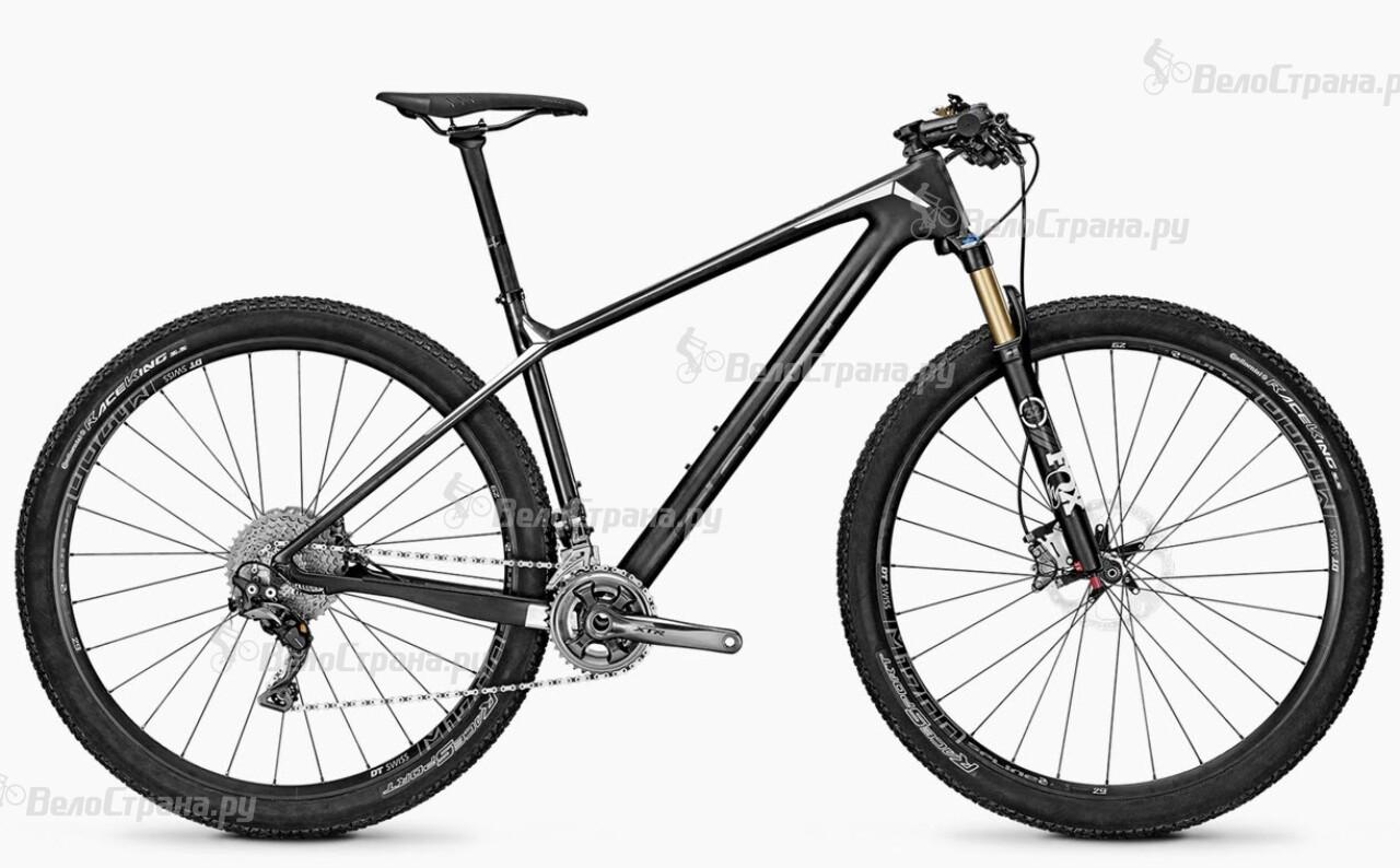 Велосипед Focus RAVEN MAX SL 29 (2016)