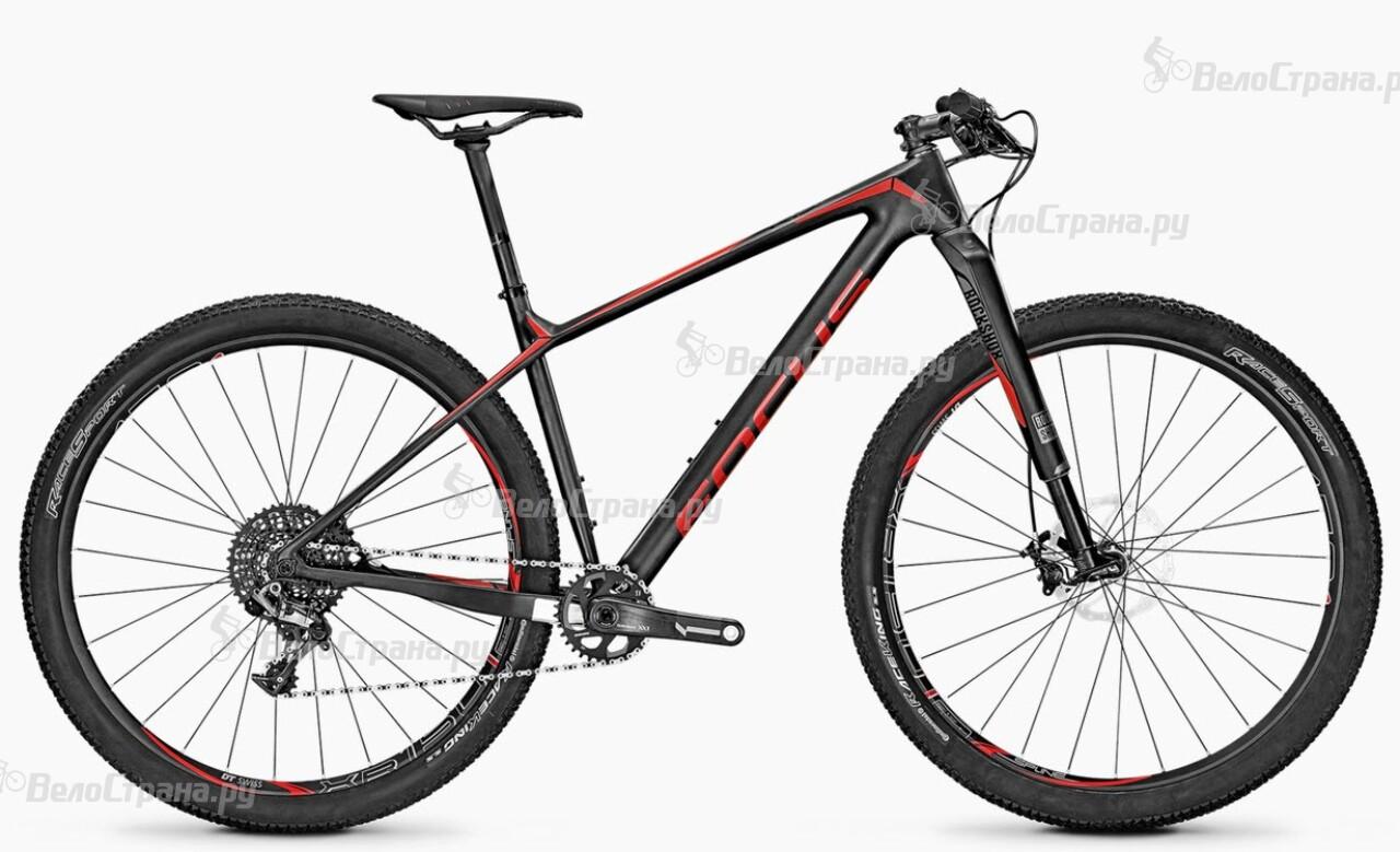 Велосипед Focus RAVEN MAX TEAM 29 (2016)