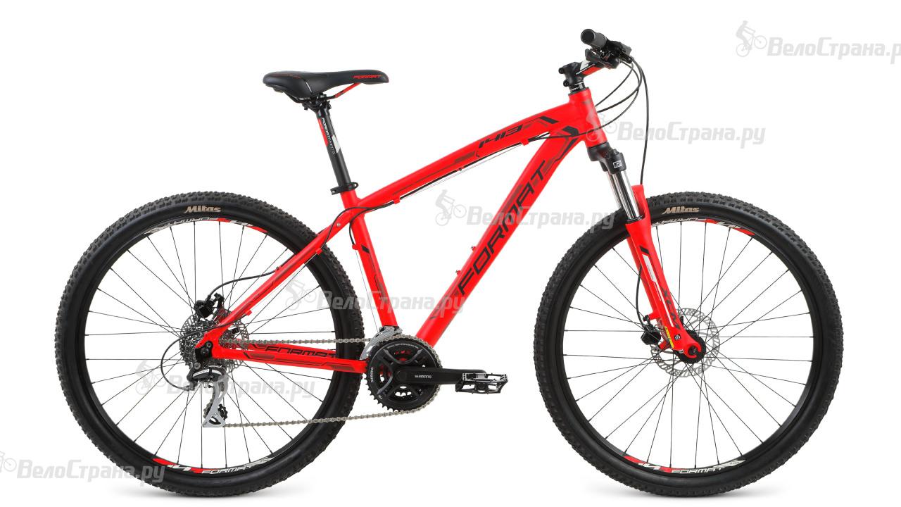 Велосипед Format 1413 27.5 (2017) велосипед format 1413 2014