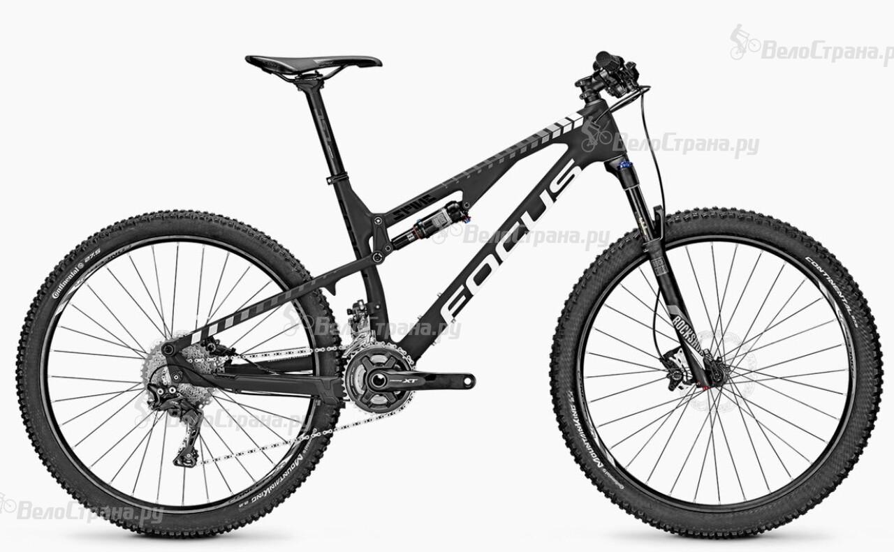 Велосипед Focus SPINE C PRO (2016) spine smart 457 2 40