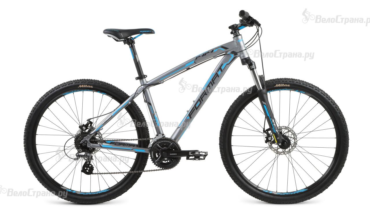 купить Велосипед Format 1414 27.5 (2017) дешево