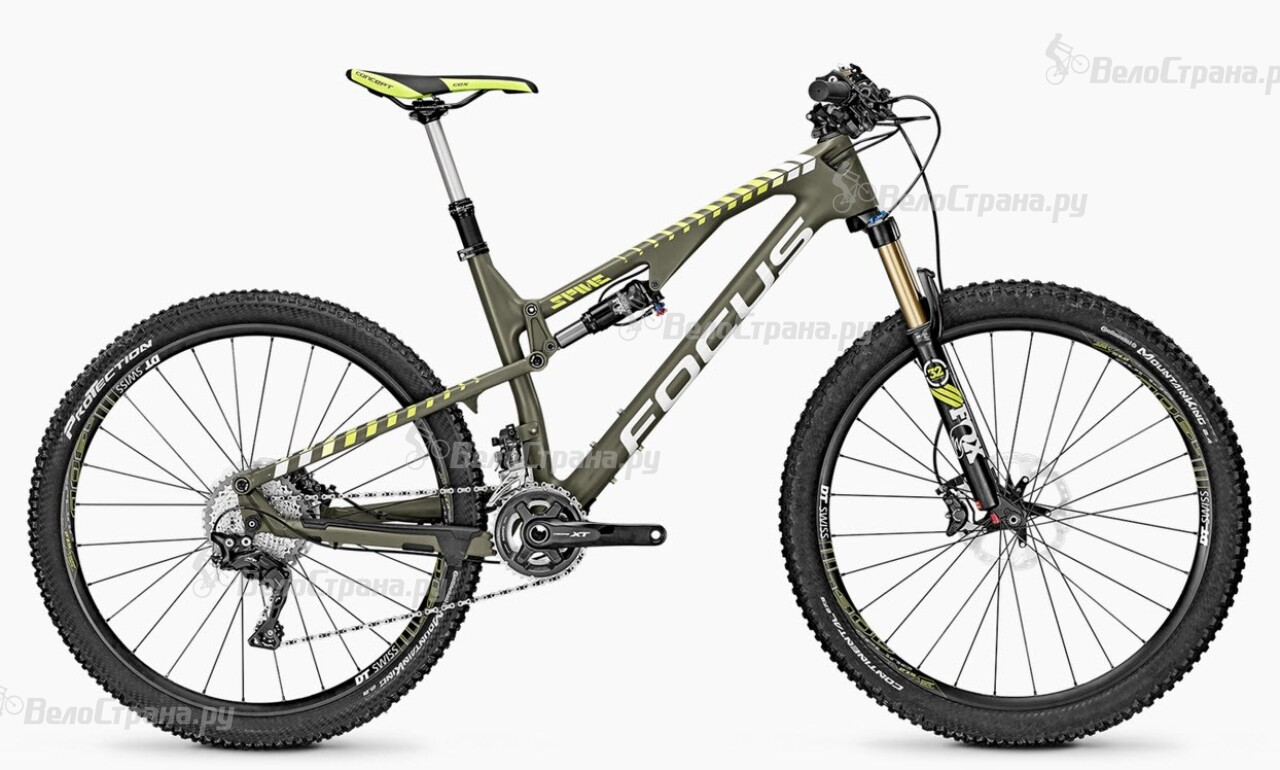 Велосипед Focus SPINE C SL (2016) spine smart 457 2 40