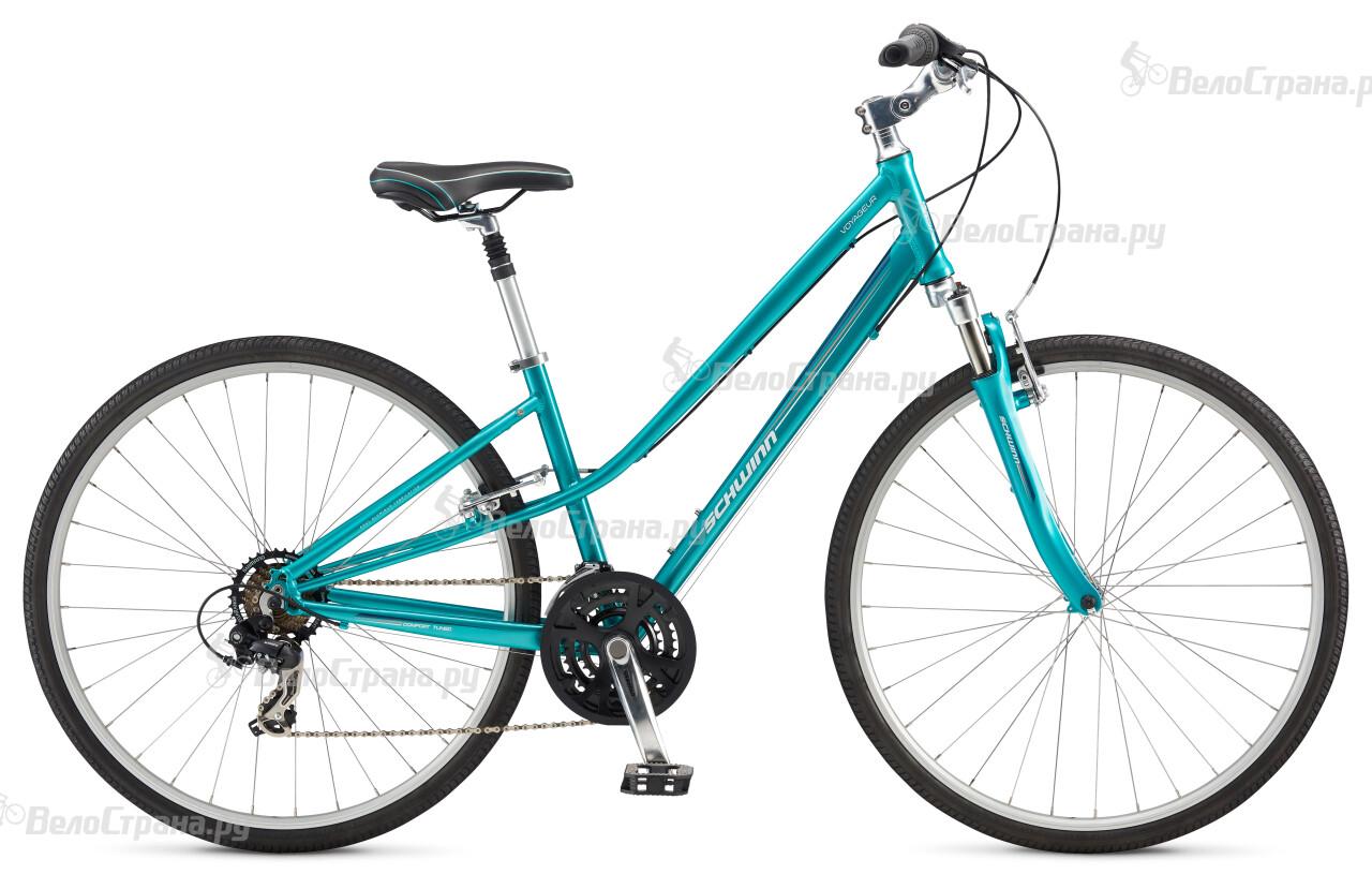 Велосипед Schwinn VOYAGEUR women (2017)