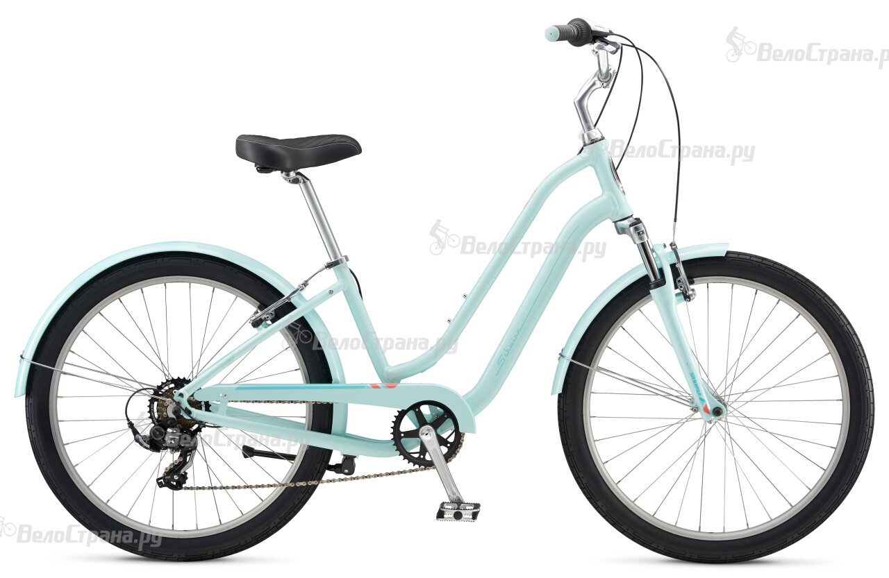 Велосипед Schwinn STREAMLINER 1 women (2017) schwinn streamliner 2 womens 2015 white