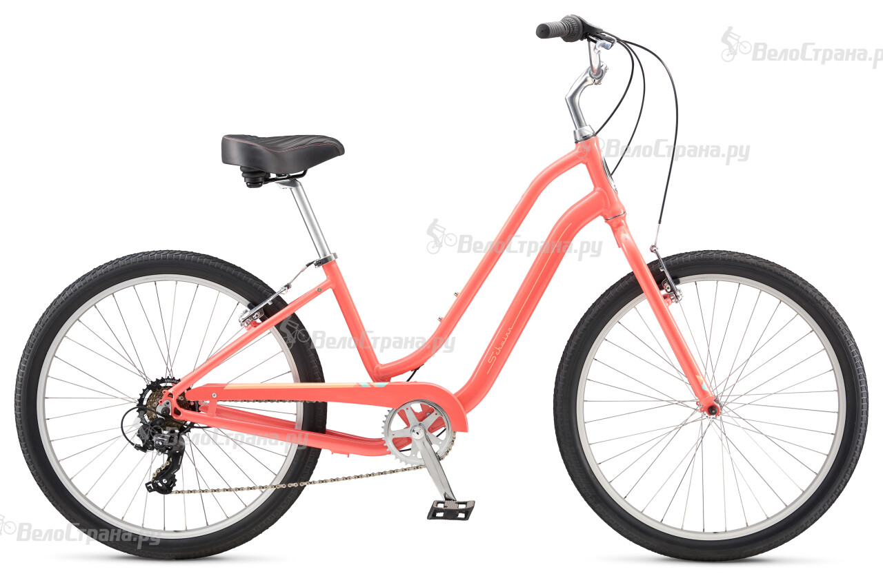 Велосипед Schwinn STREAMLINER 2 women (2017) велосипед schwinn streamliner 2 2015