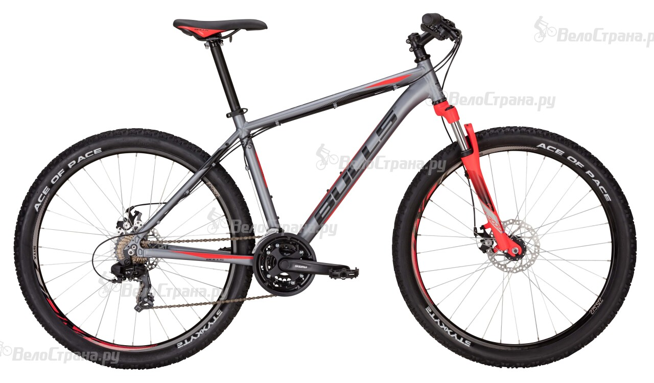 Велосипед Bulls WILDTAIL DISC 27.5 (2017)