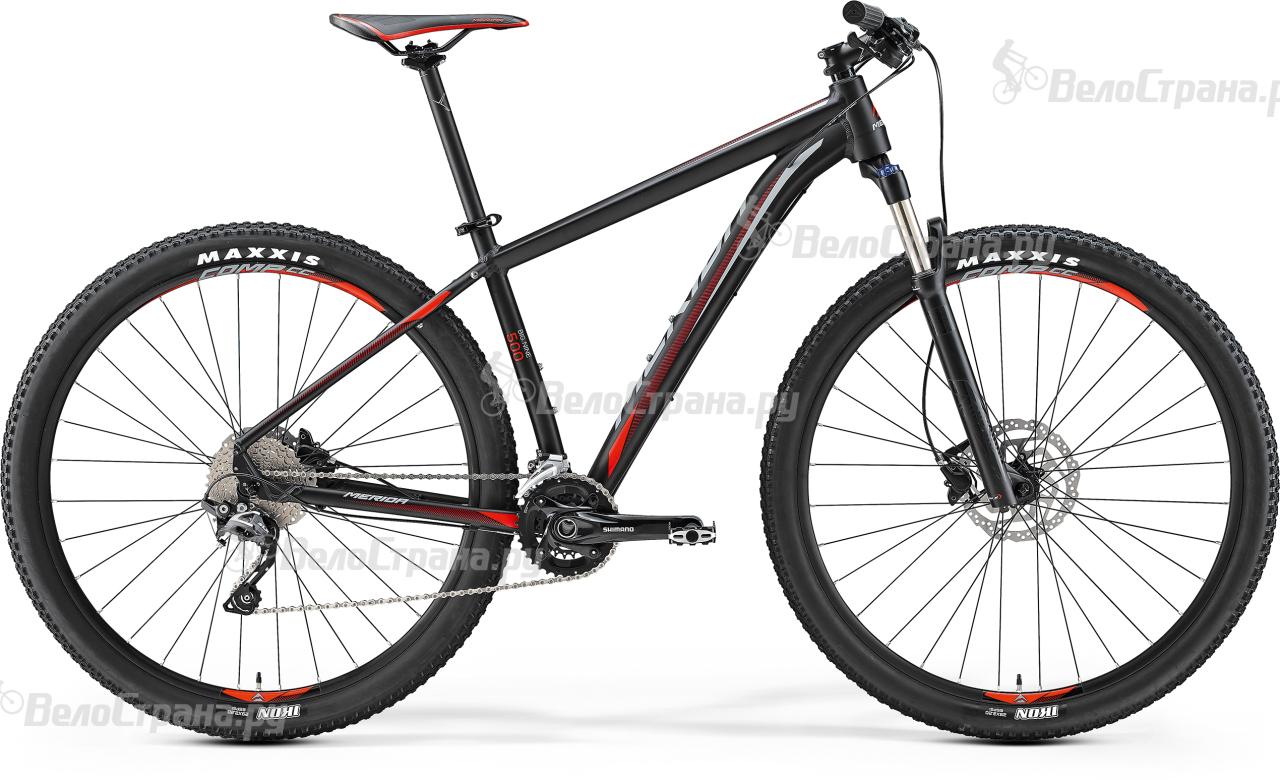 Велосипед Merida Big.Nine 500 (2017)