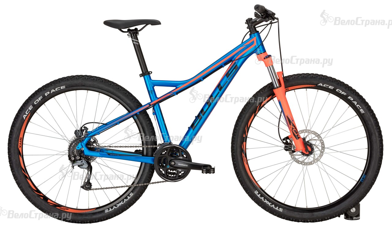 Велосипед Bulls SHARPTAIL 2 DISC 29 (2017) велосипед forward next 2 0 disc 19 black matt