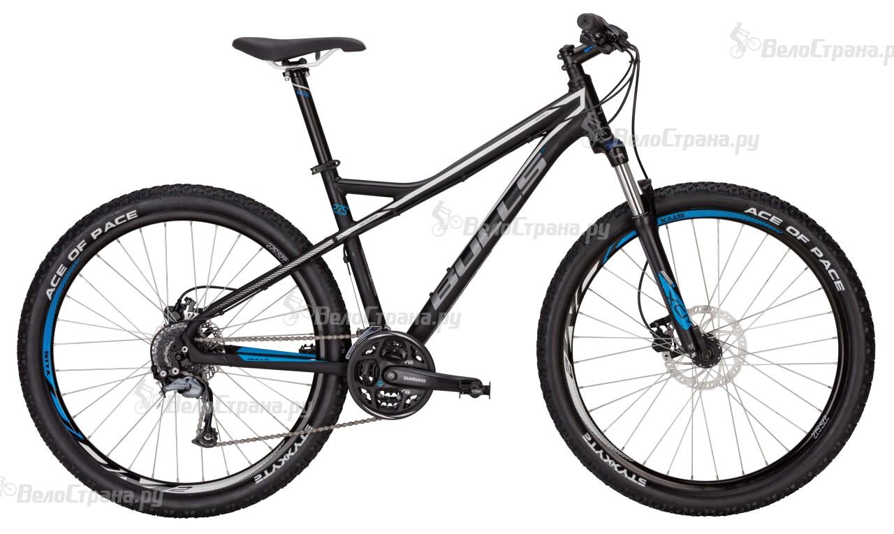 Велосипед Bulls SHARPTAIL 2 DISC 27.5 (2017) велосипед forward next 2 0 disc 19 black matt